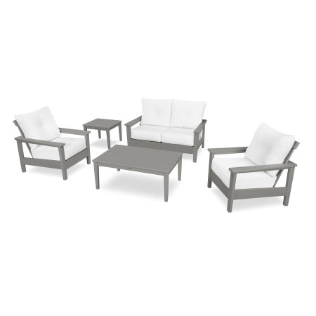Prescott 5-Piece Deep Seating Set