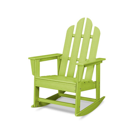 Long Island Rocking Chair in Lime