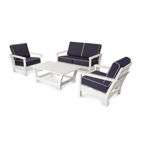 Harbour 4-Piece Outdoor Living Set