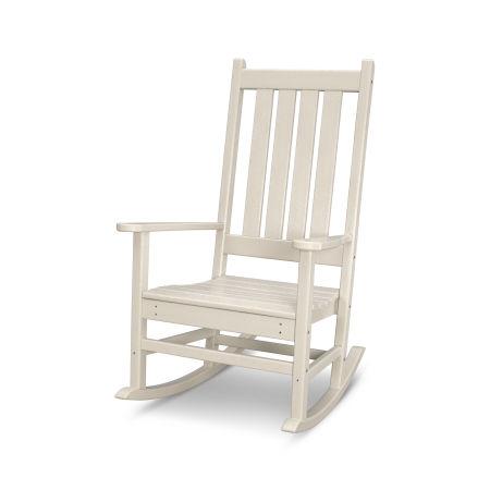 Vineyard Porch Rocking Chair in Sand