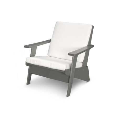 Riviera Modern Lounge Chair