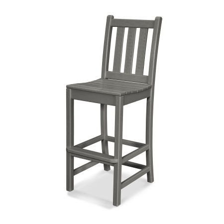 Traditional Garden Bar Side Chair
