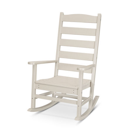 Shaker Porch Rocking Chair in Sand