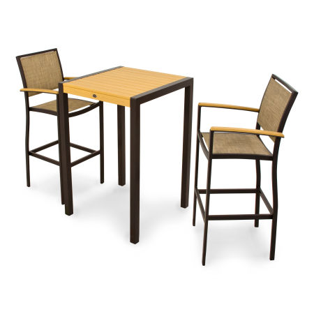 Bayline™ 3-Piece Bar Set