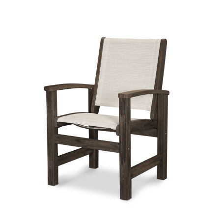 Coastal Dining Arm Chair