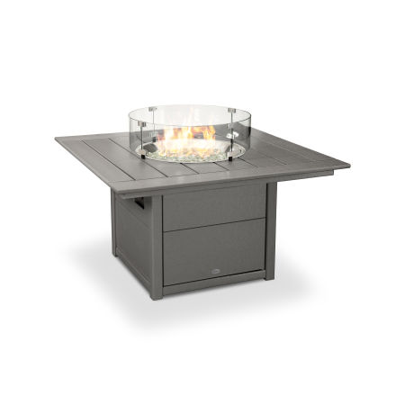 Square 42 inch Fire Pit Table