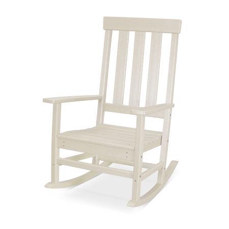 Prescott Porch Rocking Chair in Sand