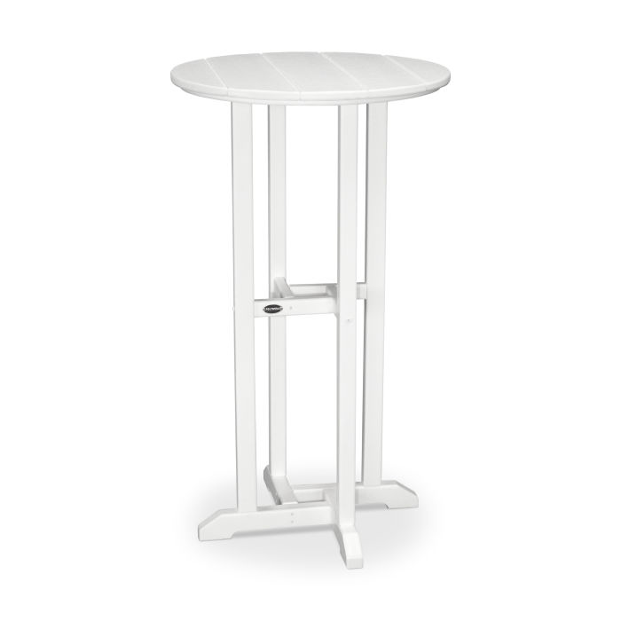 24 Round Bar Table