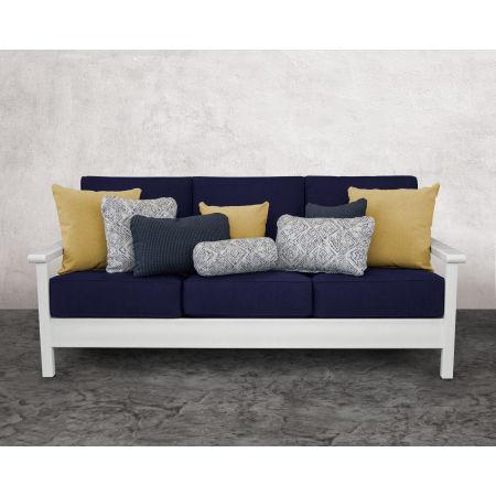 Modern Nautical 8-Piece Outdoor Pillow Set