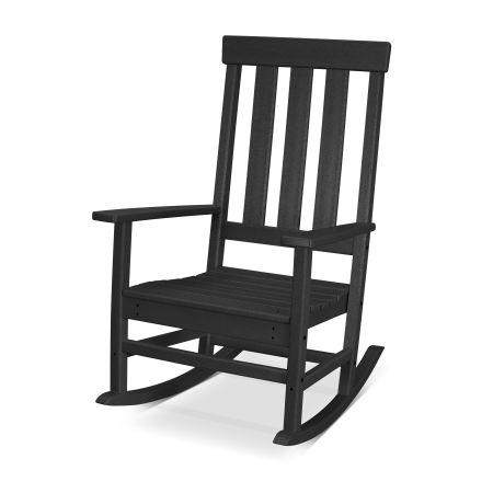 Prescott Porch Rocking Chair in Black