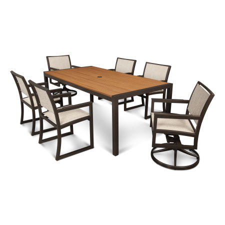 Parsons 7-Piece Dining Set