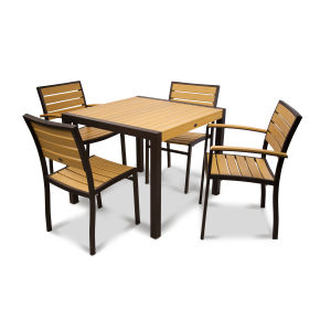 Euro™ 5-Piece Dining Set