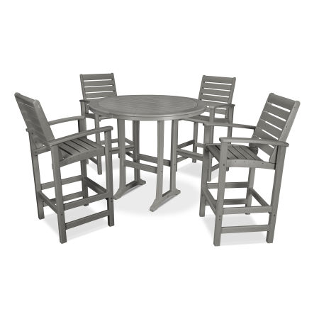 Signature 5 Piece Bar Dining Set