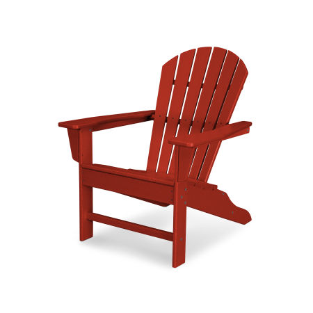 South Beach Adirondack in Crimson Red