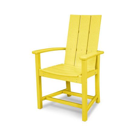 MOD Adirondack Dining Chair in Lemon