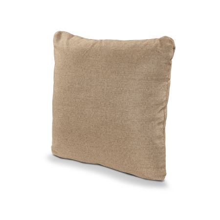 "20"" Outdoor Throw Pillow in Sesame"