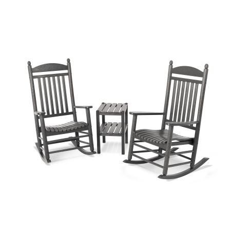 Jefferson 3-Piece Rocking Chair Set