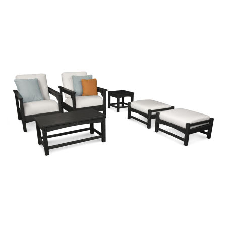 Club Deep Seating 6-Piece Set