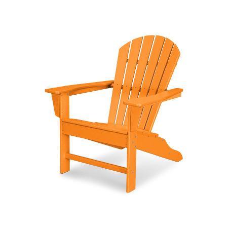 South Beach Adirondack in Tangerine