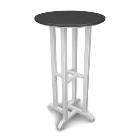"24"" Round Bar Table"