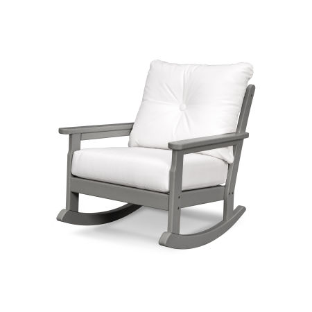Vineyard Deep Seating Rocking Chair