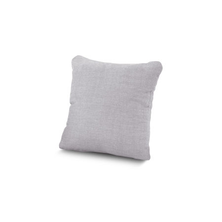 """16"""" Outdoor Throw Pillow by POLYWOOD® in Granite"""