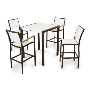 Bayline™ 5-Piece Bar Set