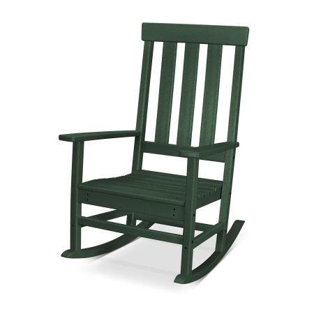 Prescott Porch Rocking Chair in Green