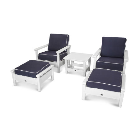 Harbour 5-Piece Lounge Set