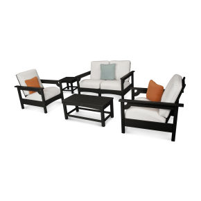 Club Deep Seating 5-Piece Set