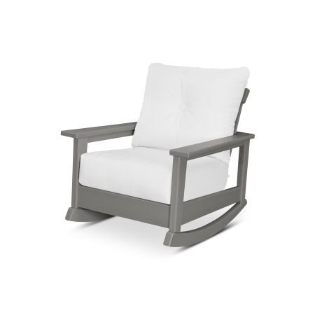 Prescott Deep Seating Rocking Chair
