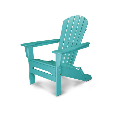 Palm Coast Folding Adirondack in Aruba