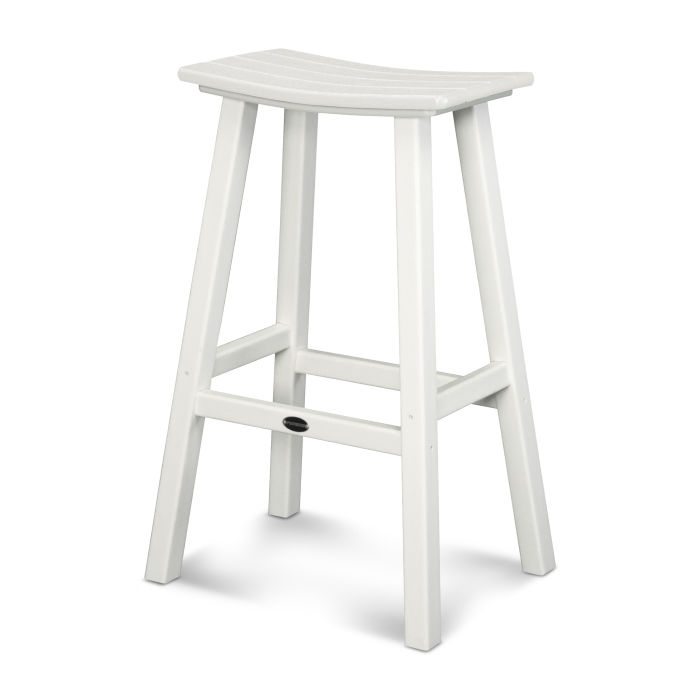 Traditional 30 Saddle Bar Stool