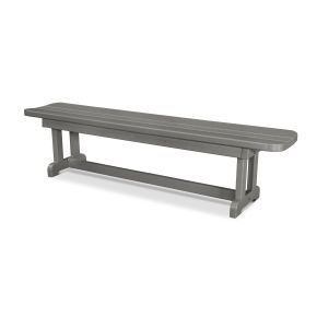 "Park 72"" Backless Bench"