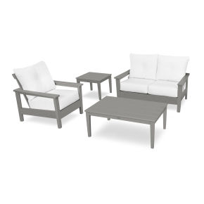 Prescott 4-Piece Deep Seating Set