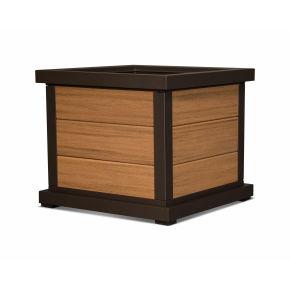 """Cube 24"""" Planter 3 Board"""
