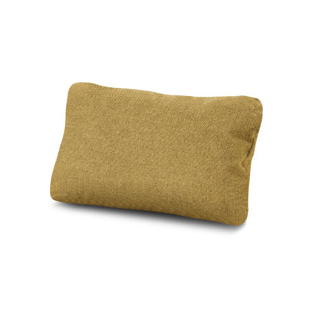 Outdoor Lumbar Pillow in Blend Honey