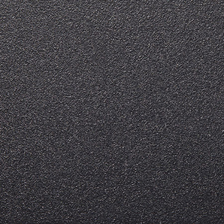 Textured Black Aluminum Frame Sample