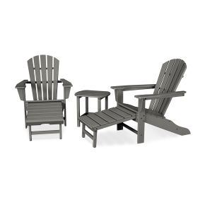 Palm Coast Adirondack 3-Piece Set