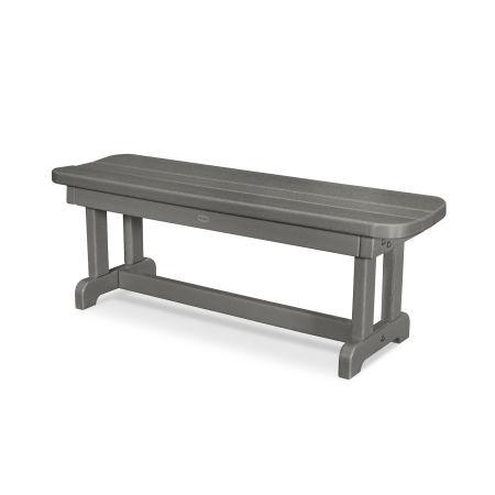"Park 48"" Backless Bench"
