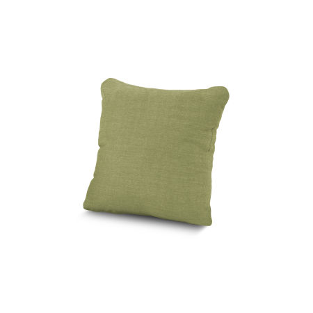 "16"" Outdoor Throw Pillow by POLYWOOD® in Cast Moss"