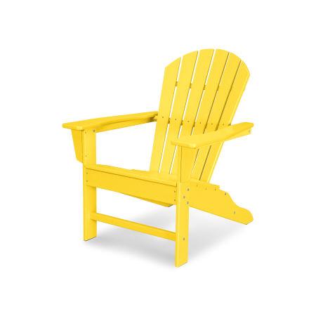 South Beach Adirondack in Lemon