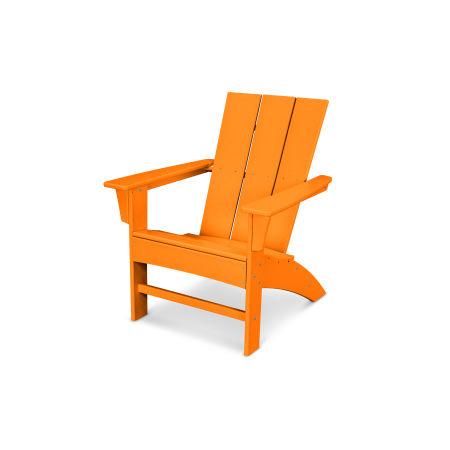 Prescott Adirondack in Tangerine