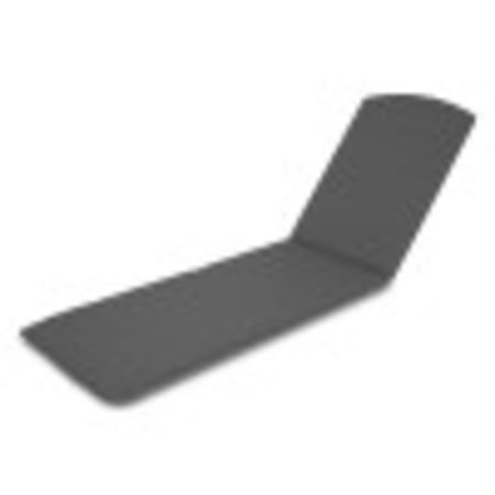 "Chaise Cushion - 77""D x 21.25""W x 2.5""H"