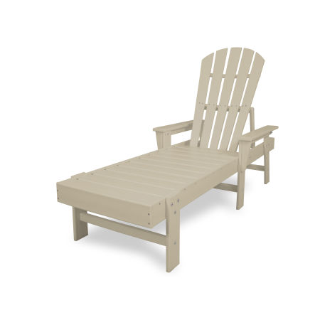 South Beach Chaise in Sand