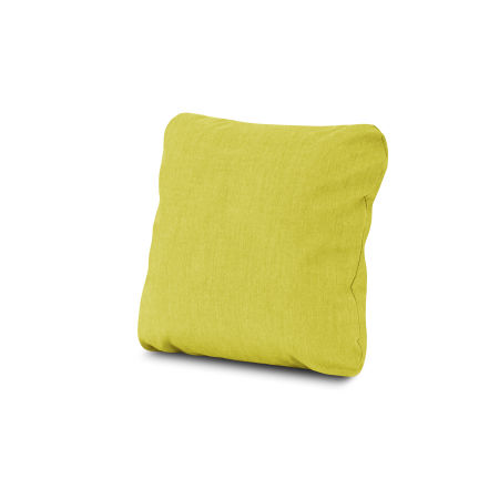 "18"" Outdoor Throw Pillow in Cast Citrus"